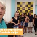 Nova reunião de empresários da Rua do Comércio de Ijuí