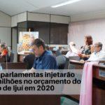 Emendas parlamentas injetarão quase 5 milhões no orçamento do municipio de Ijuí em 2020