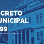 DECRETO Nº 6.999, DE 28 DE MARÇO DE 2020